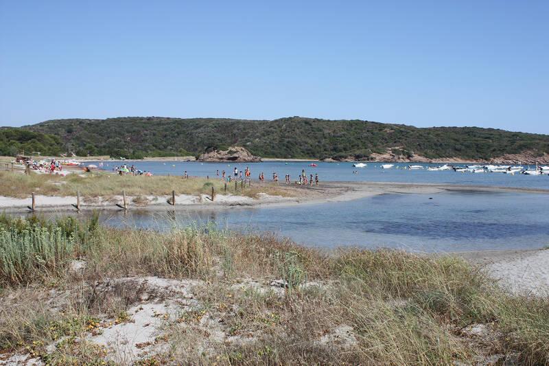 Der Naturpark von Es Grau liegt im Norden der Insel Menorca