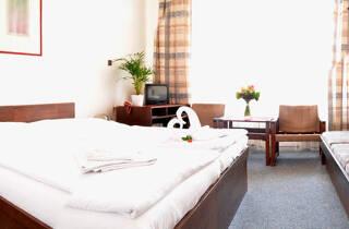 Hotel Ostaš - nahe Nationalmuseum • Prag