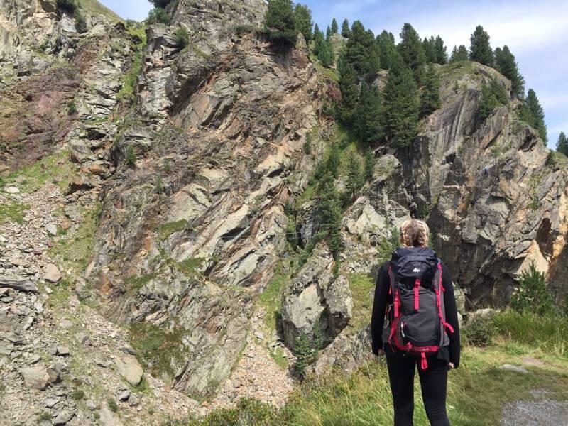 Sölden ist ein Eldorado an Wanderwegen in jedem Schwierigkeitsgrad