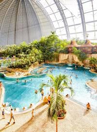 6 Tipps für einen Besuch im Tropical Islands bei Berlin