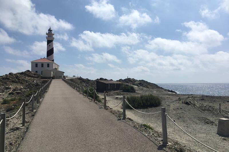 Der Leuchturm am Cap d