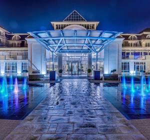 Wellness an der polnischen Ostsee im 5* Hotel Grand Lubicz ab 45 Euro