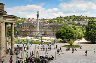 a&o Stuttgart City - Mit den a&o Hotels wird euer Städtetrip in Stuttgart ganz sicher ein tolles Erlebnis! Der a&o Hotelgutschein bietet maximale Flexibilität und den absoluten Bestpreis.