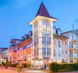 4 Tage an der Ostsee im 4* Hotel Residenz Waldkrone ab 129 Euro