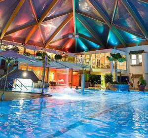 Bahia Erlebnisbad mit Hotelübernachtung ab 69 Euro