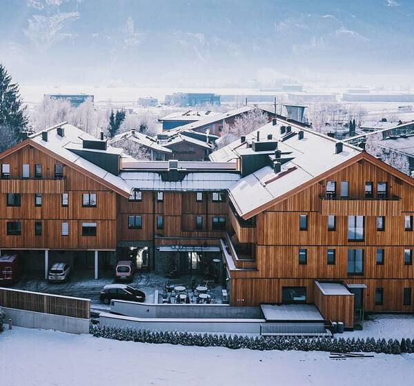 2-3 Tage im 4* ELEMENTS RESORT Zell am See ab 75 Euro