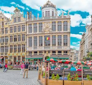 Städtetrip nach Brüssel im 4 Sterne Hotel ab 79 Euro