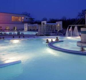 Europa Therme mit Hotelübernachtung ab 69 Euro