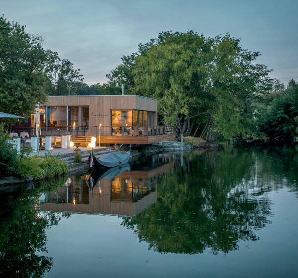 4* LAGO hotel & restaurant ab 139 Euro