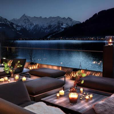 3 Tage im 4* Seehotel Bellevue in Zell am See