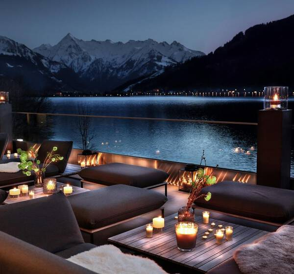 Seehotel Bellevue in Zell am See ab 179 Euro