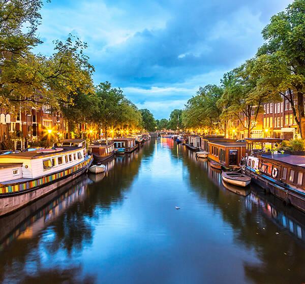 Städtereise nach Amsterdam mit 4 Sterne Hotel ab 59 Euro