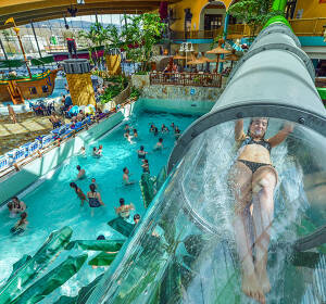 Erlebnisbad AquaMagis mit Hotelübernachtung ab 69 Euro