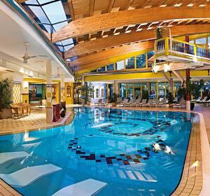 Wellness- und Aktivurlaub im 4 Sterne Hotel  in Fügen ab 119 Euro