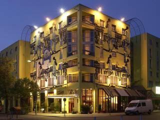 ECONTEL Hotel Berlin Charlottenburg in Berlin, Deutschland