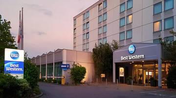 Best Western Macrander Hotel FRA/Kaiserlai in Offenbach/Frankfurt am Main, Deutschland