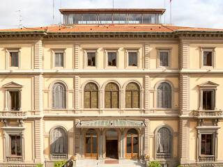 Hotel Leonardo da Vinci in Florenz, Italien