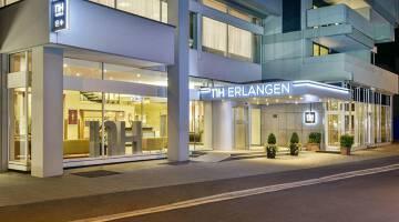 NH Hotel Erlangen in Erlangen, Deutschland