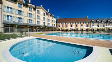 Staycity Aparthotel Marne la Vallée in Bailly-Romainvilliers, Frankreich