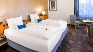 Best Western Plus Palatin Hotel in Wiesloch, Deutschland