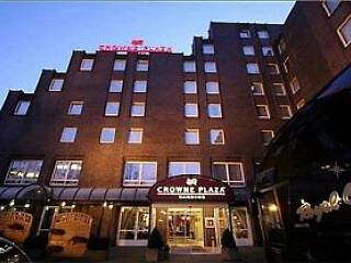 Crowne Plaza Hamburg City Centre in Hamburg, Deutschland
