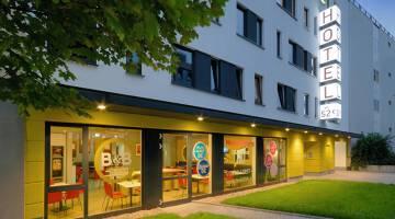 B&B Hotel Bonn in Bonn, Deutschland