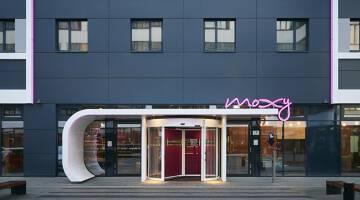 Moxy Frankfurt Airport in Frankfurt am Main, Deutschland