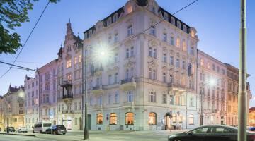 Hotel Best Western City Hotel Moran  in Prag, Deutschland